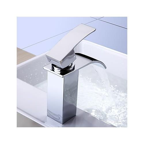 Set de centre mitigeur un trou in chrom robinet lavabo robinets boutique - Demonter un robinet de lavabo ...