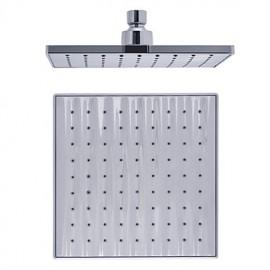 8-inch tête carrée douche pluie