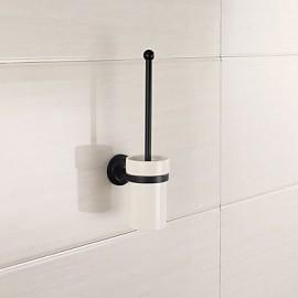 Porte brosse de toilette 1 pi ce haute qualit haute qualit laiton brosses de toilette et for Serviette de toilette haute qualite