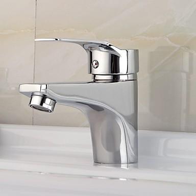 montage mitigeur un trou in chrom robinet lavabo robinets boutique. Black Bedroom Furniture Sets. Home Design Ideas