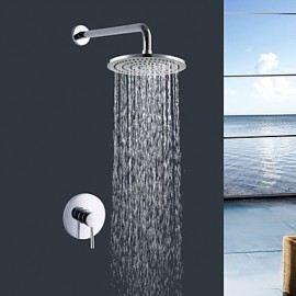 paroi shengbaier montage pluie poignée simple robinet de douche